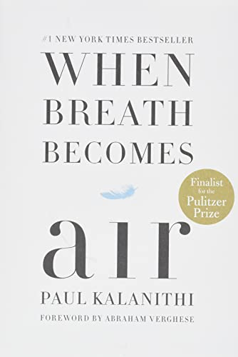 When Breath Becomes Air Book Cover Picture