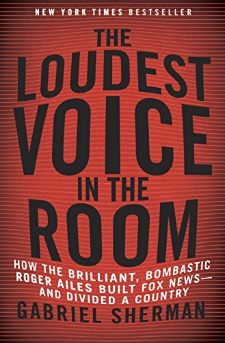 The Loudest Voice in the Room Book Cover Picture