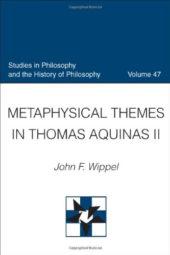 Metaphysical Themes in Thomas Aquinas II (2007)