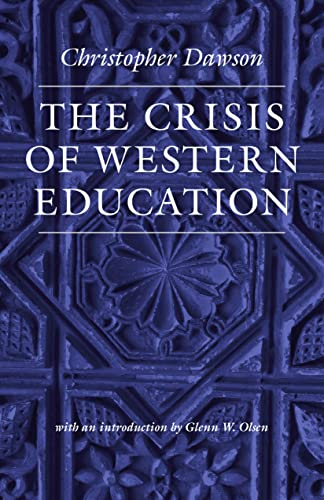1961 The Crisis of Western Education