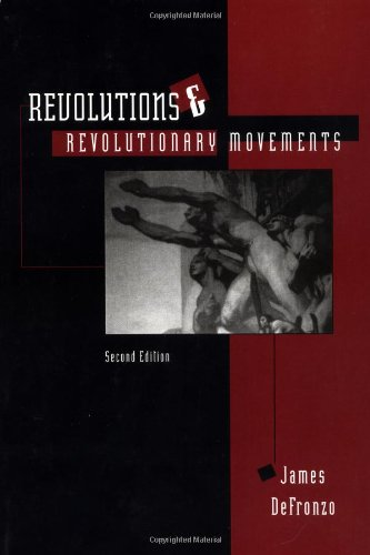 Revolutions And Revolutionary Movements: Second Edition, DeFronzo, James