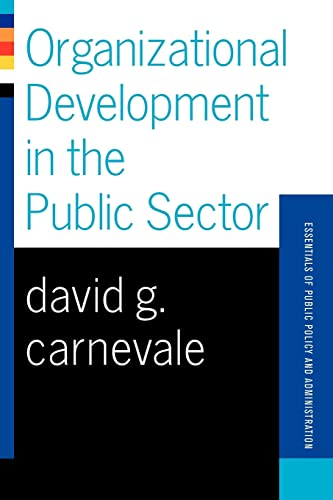 organizational change and public administration