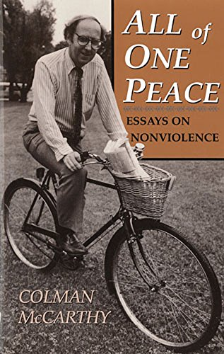 all of one peace essay on nonviolence