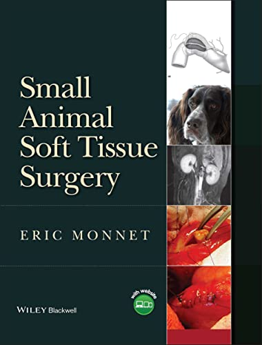 SMALL ANIMAL SOFT TISSUE SURGERY, WITH DVD (HB)