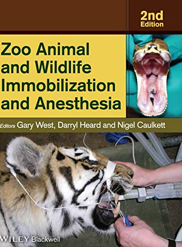 ZOO ANIMAL AND WILDLIFE IMMOBILIZATION AND ANESTHESIA  2ED(HB 2014)