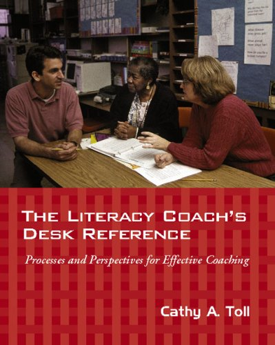 The Literacy Coach's Desk Reference