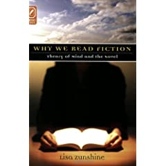 L. Zunshine, Why We Read Fiction. Theory of Mind and the Novel