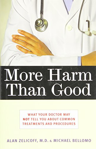 MORE HARM THAN GOOD (HB)