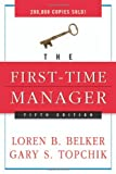 Buy The First-time Manager from Amazon