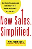 Buy New Sales. Simplified.: The Essential Handbook for Prospecting and New Business Development from Amazon