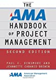 Buy The AMA Handbook of Project Management from Amazon