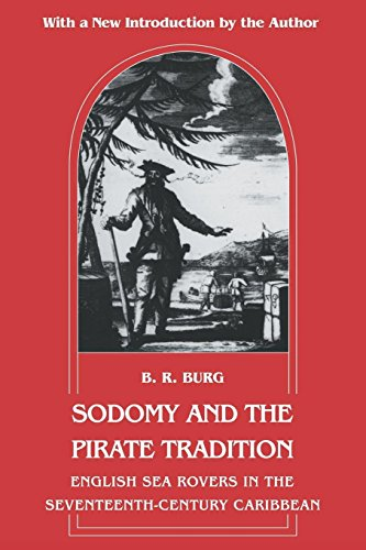 Sodomy and the Pirate Tradition Book Cover Picture