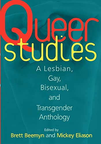 0814712584 Queer studies : a lesbian, gay, bisexual, & transgender anthology   edited ...