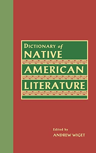 native american literature essay questions