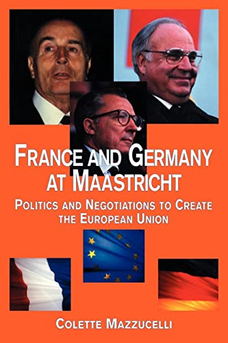 Amazon the best sellers books: France and Germany at Maastricht ...