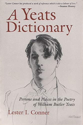 Cover Art for A Yeats Dictionary