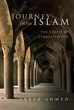 The cover of Mr. Ahmed's book, &quot;Journey Into Islam&quot;
