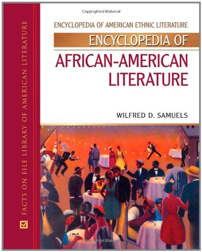 american ethnic literature African american literature american  early american literature multi-ethnic american literature  as a landmark in the emergence of american literature.
