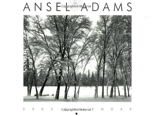Ansel Adams 2005 Wall Calendar by Ansel Adams