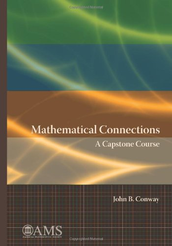 PDF Mathematical Connections A Capstone Course