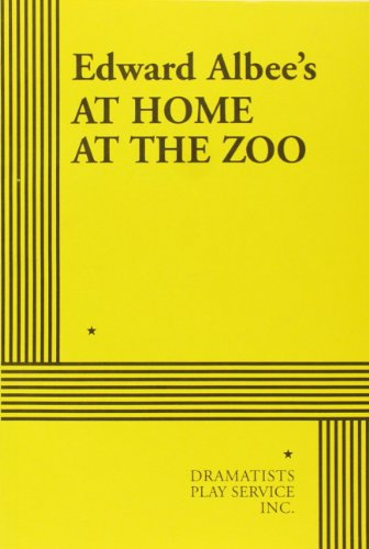 At Home at the Zoo - Acting Edition