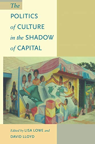 The Politics of Culture in the Shadow of Capital (Post-Contemporary Interventions)