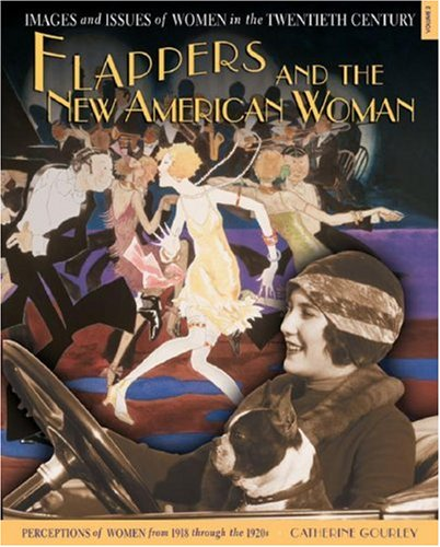 Flappers and the new American woman   perceptions of women from 1918    New Roles For Women Artifacts