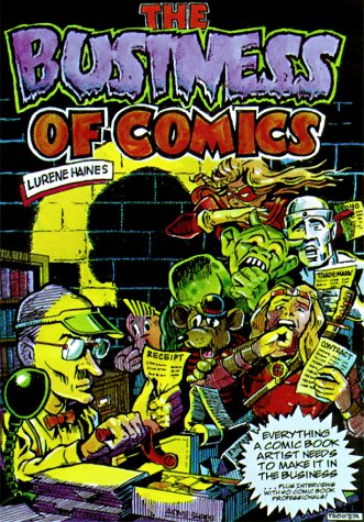 The Business of Comics cover