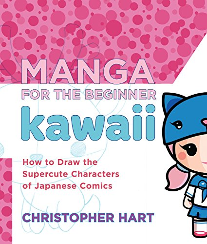 Manga for the Beginner Kawaii cover