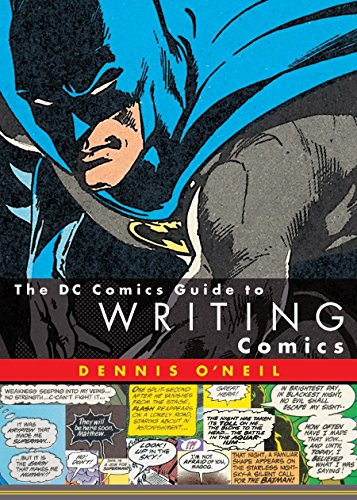 The DC Comics Guide to Writing Comics cover