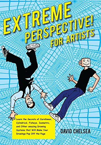 Extreme Perspective! for Artists cover
