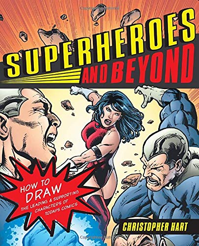 Superheroes and Beyond cover