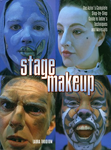 Stage Makeup: The Actor's Complete