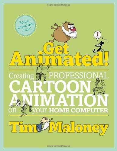 Get Animated! cover