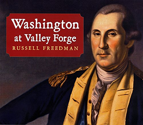 [Washington at Valley Forge]