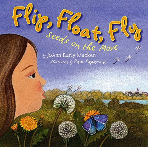 Flip, Float, Fly. Seeds on the Move ook