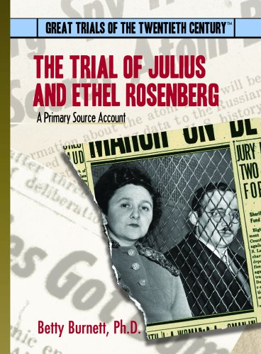 "the united states action against communism in the trial of julius and ethel rosenberg Julius and ethel rosenberg in one of the most controversial capital punishment trials of the 20th century, a man and his wife were charged, tried, convicted, and executed, for the crime of ""conspiracy to commit espionage against the united states, at a time when the cold war was just heating up."