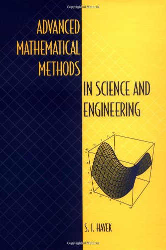 Pdf Advanced Mathematical Methods In Science And Engineering Free