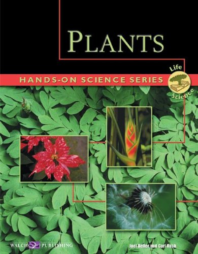 Plants (Walch Hands-on Science Series), Joel Beller; Carl Raab