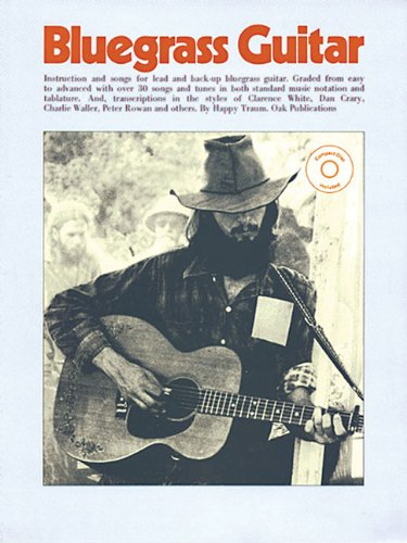 Bluegrass Guitar (Guitar Books), Traum, Happy