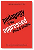 Cover of Pedagogy of the Oppressed
