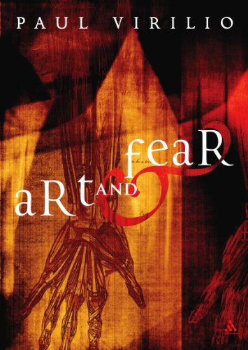 Art and Fear, Virilio, Paul