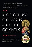 Dictionary of Jesus and the Gospels book cover