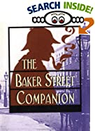 The Baker Street Companion by  Paul Lipari, Ariel Books (Hardcover - October 1996)