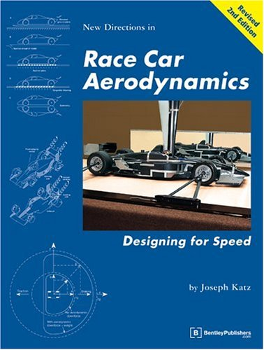 New Directions in Race Car Aerodynamics: Designing for Speed (Engineering and Performance)