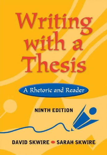 writing with thesis Are you struggling with writing a thesis proposal it now becomes easy - buy thesis proposal by hiring our writers.