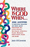 Where Is God When: 1001 Answers to Questions Teenagers are Asking