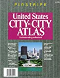 United States City-To-City Atlas: For the Traveling Professional