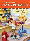 Case of the Bookstore Burglar by Aaron Rosenberg