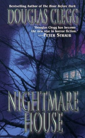 Buy Nightmare House by Douglas Clegg